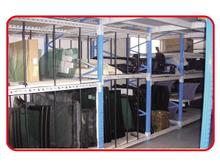 4S店货架制造商